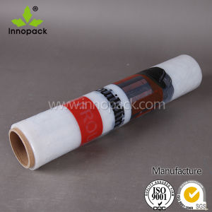 32 Micron Printed Stretch Wrap for Machine Packing pictures & photos