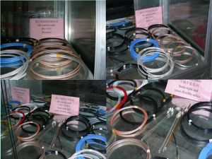 Tinned Copper Braid and Tin Soaked Coaxial Cable pictures & photos