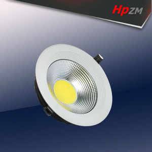 COB Aluminum Ceiling Lighting LED Down Light pictures & photos