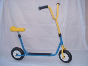 """8"""" Steel Frame Kids Scooter (SC18) pictures & photos"""