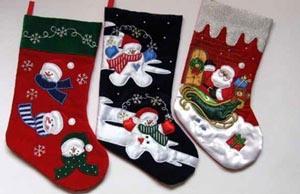 Christmas Stocking (F05015 / F05016/ F05017)