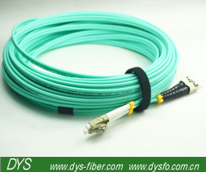 LC-St mm Fiber Optic Patch Cord pictures & photos