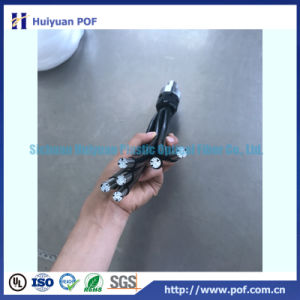 Lcv Series Multi-Core Side Glow Optical Fiber Cable in Lighting pictures & photos