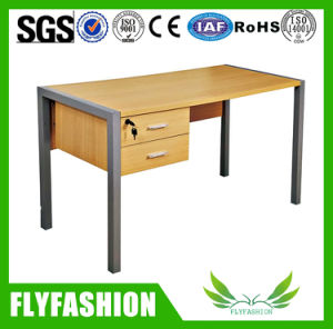 Simple Popular Office Teacher Computer Desk with Drawer Sf-07t pictures & photos