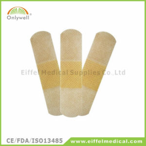 PE/PVC Medical Steriled Adhesive First Aid Emergency Plaster pictures & photos