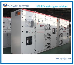 Ggd Withdrawable Indoor Power Control Center Electrical Low-Voltage Switchgear pictures & photos
