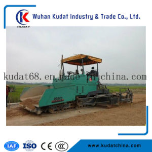 140kw Engine Asphalt Paving Machine with 9.5m Paving Width pictures & photos