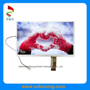"""7"""" TFT LCD for DVD Player with 480*234 Resolution pictures & photos"""