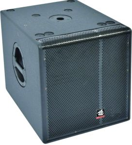 15 Inch 2400W Big Bass Subwoofer Box Ws-15s pictures & photos