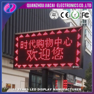 P10 Digital LED Display Wireless LED Moving Message Display pictures & photos
