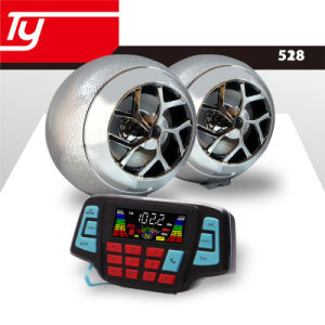 Motorycycle MP3 with USB TF Card Player and Bluetooth Dial The Phone Number pictures & photos