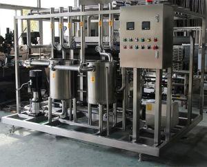Uht Plate Sterilizer Pasteurizer for Milk Yogurt Ice Cream pictures & photos