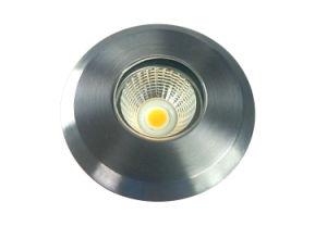 5W IP67 COB LED Inground Light LED Underground Light Deck Light LED Floor Light pictures & photos