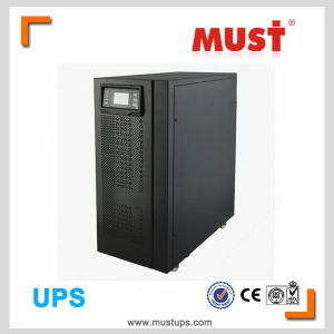 Must Power Intelligent 6kVA-10va N+1 Redundance Online UPS pictures & photos