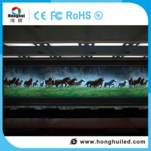 500*500mm HD P3.91 Indoor Screen LED Video Display pictures & photos