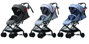 New Design Aluminum Light Weight European Baby Buggy pictures & photos