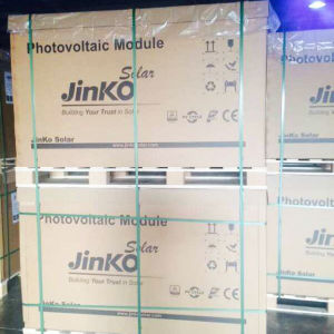 Tier 1 World Famous Brand Wholesale Price Solar Panel Jinko 260W Poly pictures & photos
