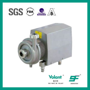 High Quality Sanitary Stainless Steel Centrifugal Pump pictures & photos