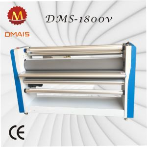DMS-1800V Popular Model Warm and Cold Laminator with Custom Design pictures & photos