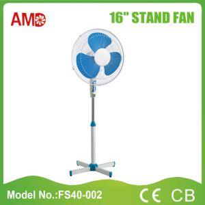 The Cheapest Hot-Sale Stand Fan with Light (FS40-002) pictures & photos