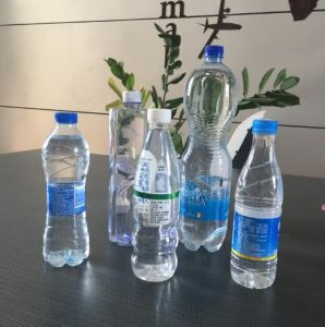 Hot Sale Semi Automatic Water Bottle Making Machine pictures & photos