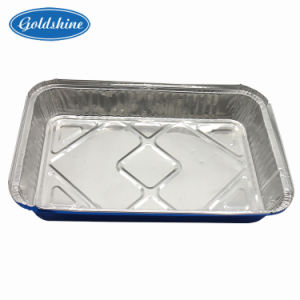 Aluminium Foil Egg Tart Container with SGS pictures & photos