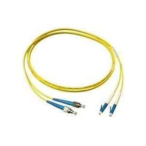 High Quality LC to FC Single-Mode Optical Fiber Jumper pictures & photos