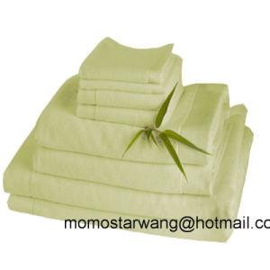 Promotional Bamboo Bath Towel Bath Sheet pictures & photos