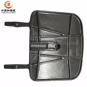 OEM Cast Iron Metal Casting Plate with Painting pictures & photos