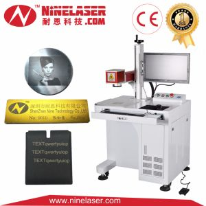 20W New Mini DIY Engraving Marking Machine (NL-FBW20) pictures & photos