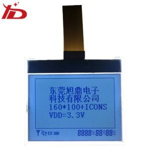 Monochrome LCD Display Screen 128*64 FSTN Cog LCD Display Module pictures & photos