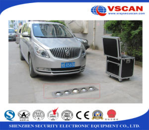 Embedded Under Vehicle Scanner for Hotel, Court pictures & photos