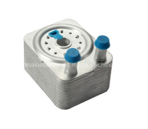 Oil Cooler for VW/Audi (038 117 021 B) pictures & photos