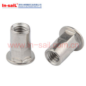 New Design DIN Standard Knurled Rivet Nuts pictures & photos