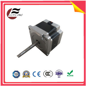 High Torque 86*86mm 1.8-Deg 2-Phase NEMA34 Stepping Motor Flat Machine pictures & photos
