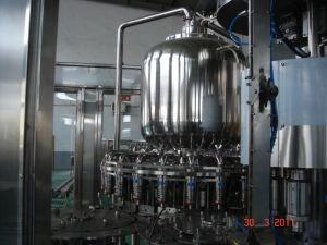 Automatic Juice Bottle Filling Machine pictures & photos