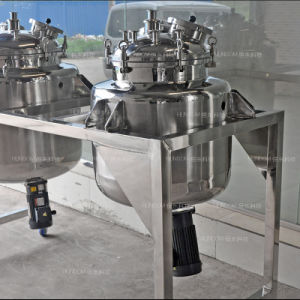 Stainless Steel Magnetic Agitator Tank/Pharmaceutical Mixing Tank pictures & photos