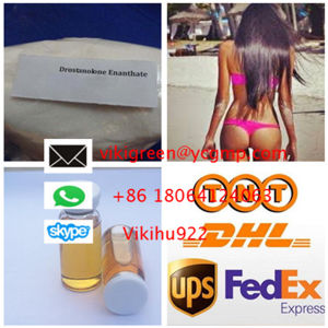 Injectable Drostanolone Enanthate 200 CAS No 472-61-145 for Muscle Gains pictures & photos