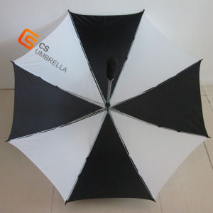 Two Color Joined Golf Umbrellas