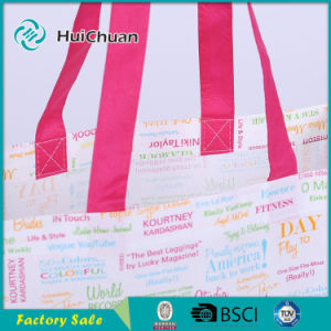 High Quality Nonwoven Gift Bag for Shopping pictures & photos