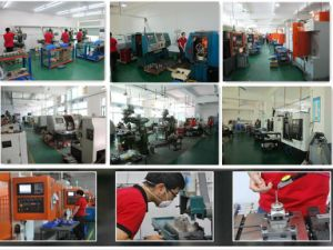 6 in 1 CNC Pneumatic Chuck D100 for Rapid Positioning Jig System pictures & photos