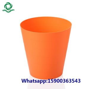 Eco- Friendly Round Plastic Household Wastebin pictures & photos