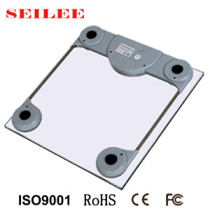 Square Body Weighing Scale with LCD Backlit Body Scale pictures & photos