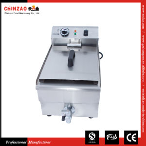 Popular New 17L Electric Deep Fryer pictures & photos