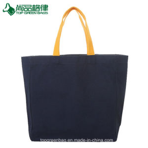 Promotional Custom Printed Cotton Canvas Carry Bag pictures & photos