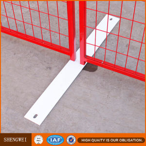 Galvanized and PVC Painting Welding Temporary Fences pictures & photos