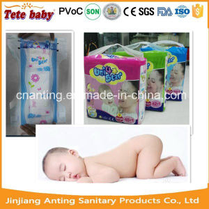 Leak Guard Anti-Leak and Disposable Diaper Type Disposable Quality Baby Diapers pictures & photos