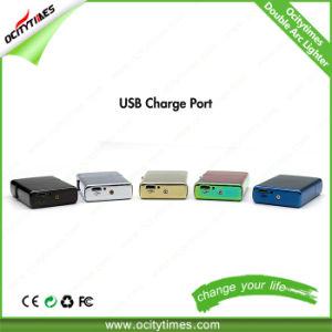 Electronic Cigarette Rechargeable USB Double Arc Lighter pictures & photos