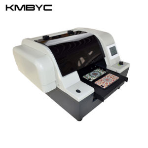 Industrial Plastic Card Printer Can Print White Ink, Wedding Card Printer pictures & photos