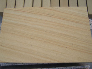 Chinese Yellow Sandstone for Wall Facade pictures & photos